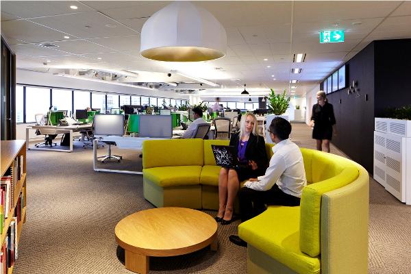 Herman Miller's Liveable Office Winners Architecture Design New Herman Miller Office Design