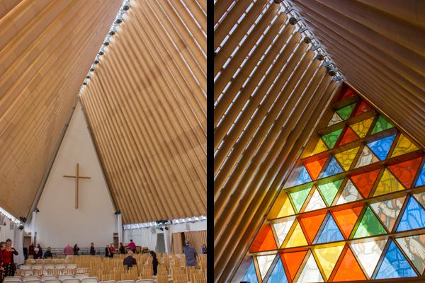 christchurch cathedral Shigeru Ban