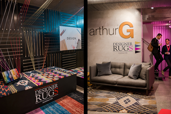 designer rugs and arthur g