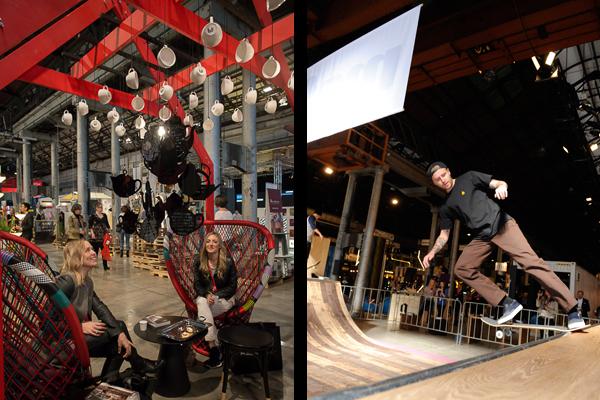 galleria sydney indesign mafi skate ramp james richardson
