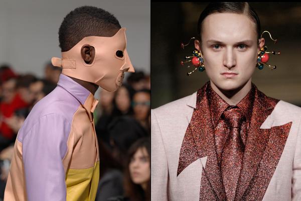 walter van b fashion Dan Lecca