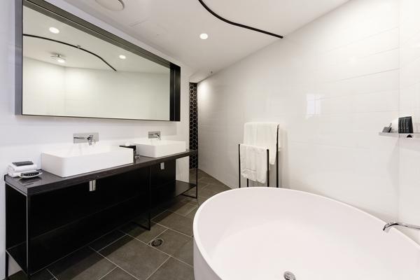 1888 hotel indesignlive bathroom bath