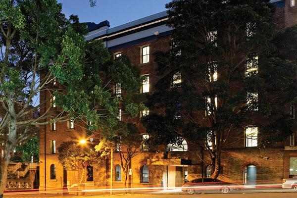 1888 hotel indesignlive facade pyrmont