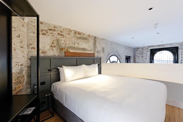 1888 hotel indesignlive loft room