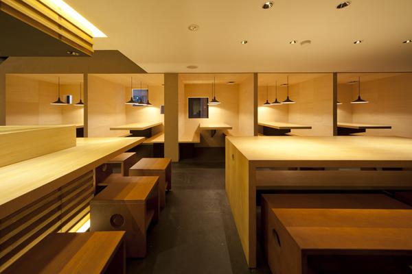 Shyo restaurant and bar design awards