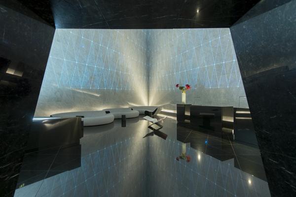 atrium foster and partners restaurant and bar design awards best bar