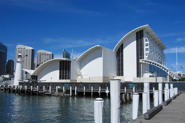 australian National Maritime Museum Sydney Philip Cox