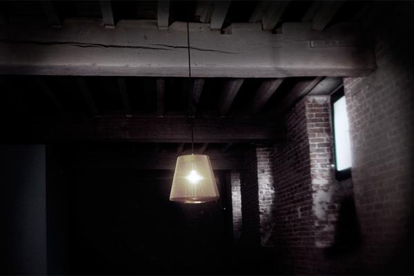 bramah lamp suspension
