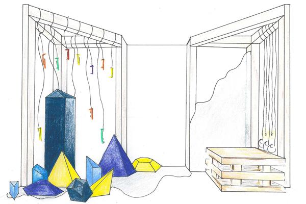 catc polyflor sydney indesign stand concept art