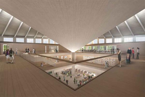 john pawson new london design museum