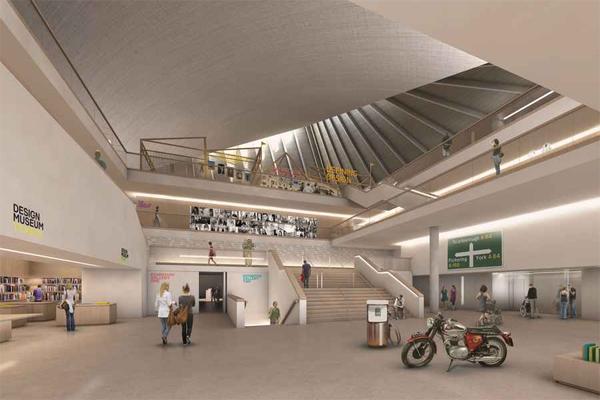 pawson london design museum