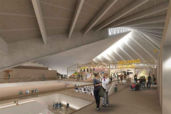 pawson new london design museum