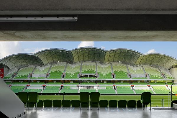 philip cox aami stadium melbourne