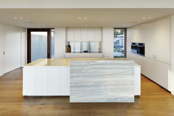 zaher byron hinterland house kitchen