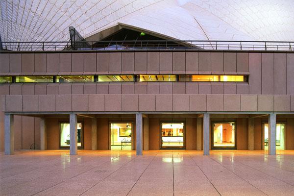 Exterior Sydney Opera House