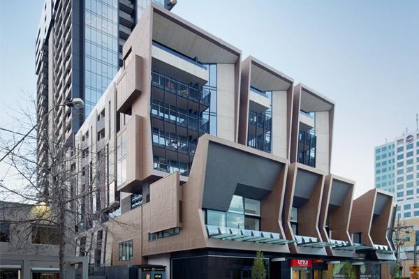 Ilk South Yarra By Cox Architecture Architecture Design