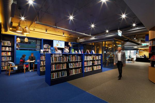 AIM Sydney Knowledge Centre' and bookshop