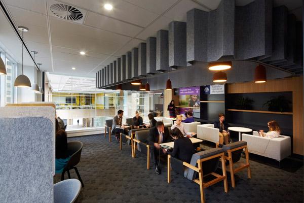 AIM Sydney member lounge