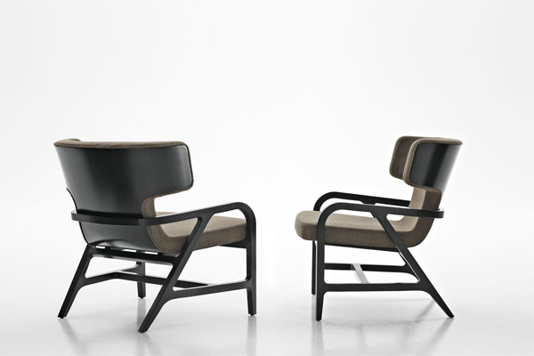 FULGENS ARMCHAIR FROM SPACE FURNITURE