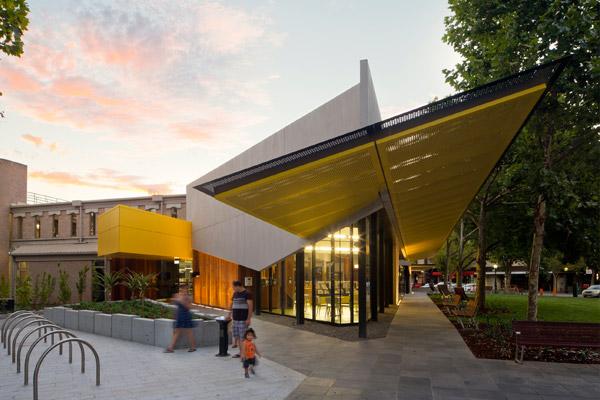 Bendigo-Library