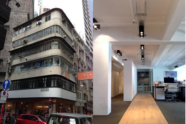 Kerry phelan design office opens in hong kong for Interior design office hong kong
