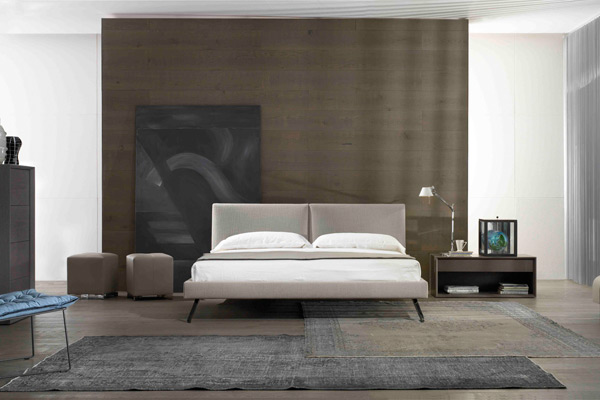 Casadesus 'Shelby' bed available at AJAR Furniture.