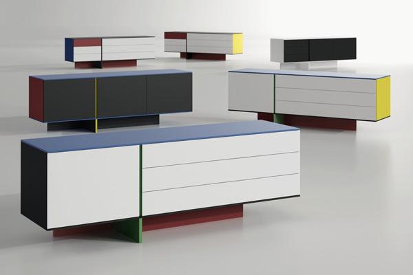 Arlex Stijl Sideboardat AJAR Furniture