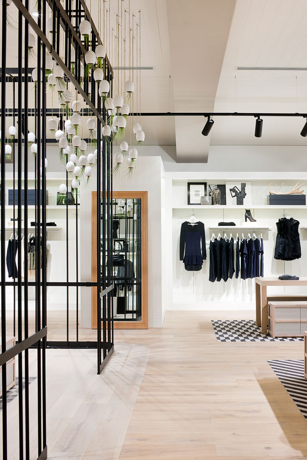 The Heritage of Seed in a Monochromatic Design Architecture Design