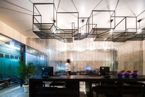 Bangkok's Iconic Views Multiply: Hotel Renovation by Onion