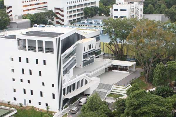 Design for desgin Students: Singapore Polytechnic's New School