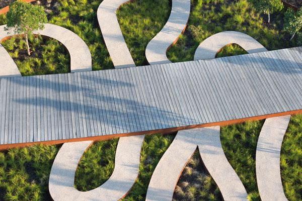Landscapes of the city forecast festival of landscape for Landscape architect brisbane