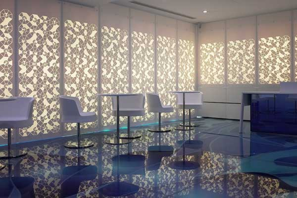 The Lucy Clinic, Taiwan, gets a Facelift with Corian® Solid Surface