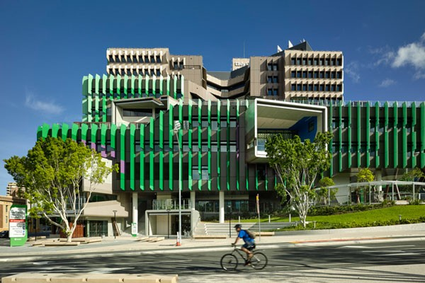Hear Bruce Wolfe discuss the new Lady Cilento Children's Hospital