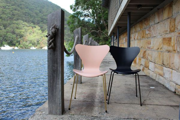 cult celebrate 60 years of fritz hansen series 7 chair