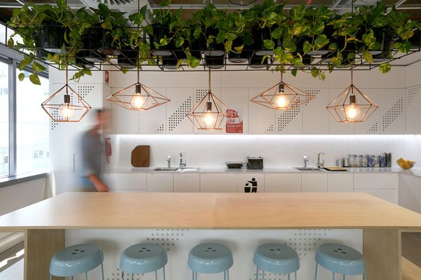 A Space Conducive to Innovation, Interaction and Collaboration