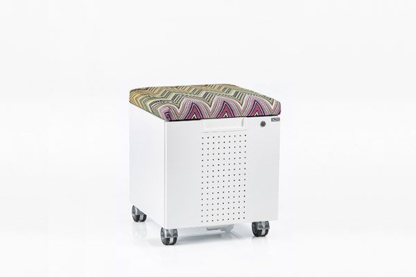 Personal storage takes on a whole new dimension with pop