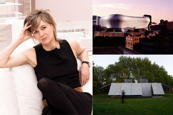 Amanda Levete commissioned to create second annual MPavilion