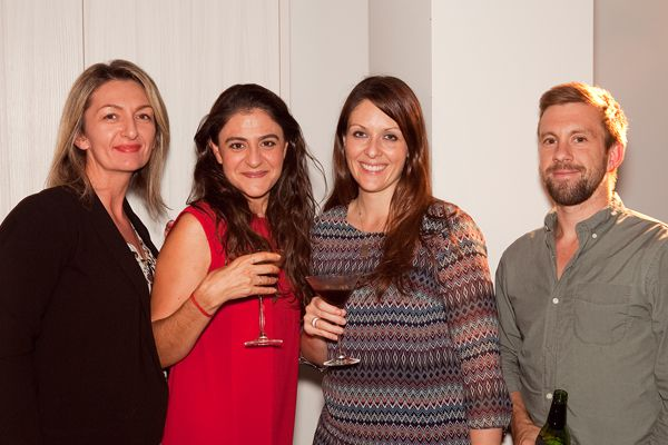 """ThinkingWorks launch party for """"Touch Wood"""""""