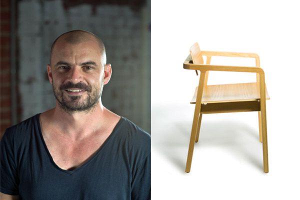 Chris Hardy, industrial designer