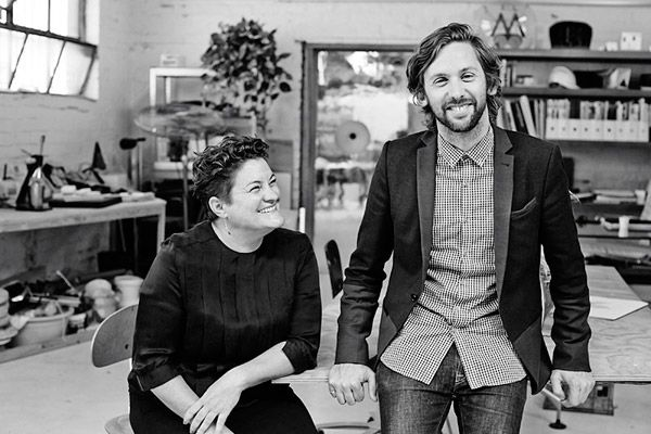 Juliet Moore and Ben Edwards, Edwards Moore Multi Disciplinary Design Melbourne