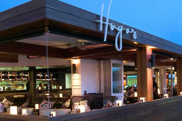 Hugo's, fitted out by Gineico