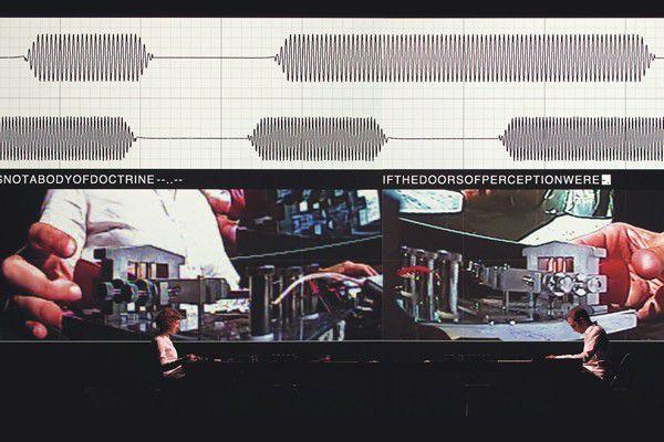 Renowned electronic music/visual artist Ryoji Ikeda returns to Sydney