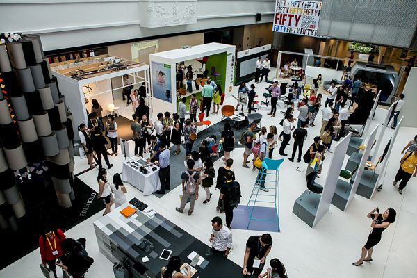 All the highlights from Singapore Indesign Intimate 2015