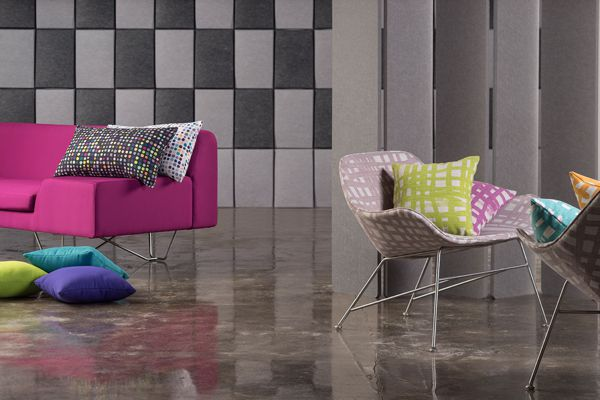 Woven Image combines art and design in the Minnie Pwerle Ritual Upholstery