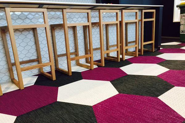 Bolon Studio Hexagon –Artisan Collection