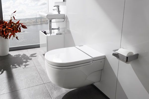 Reece Presents A Break Through In Toilet Innovation By Rocaindesignlive Daily Connection To