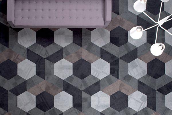 Re-Shaping floor design