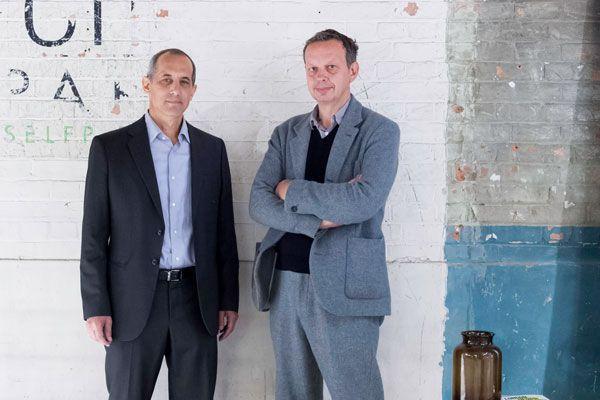 Caesarstone collaborates with Tom Dixon