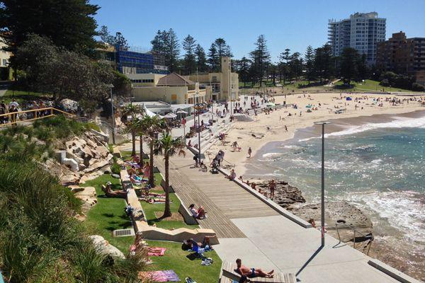 NSW Public Practice in Landscape Architecture -  Sutherland Shire Council