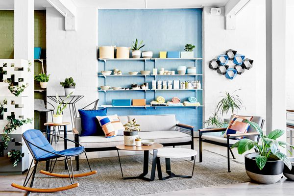 Stylish new digs for Tait in Redfern